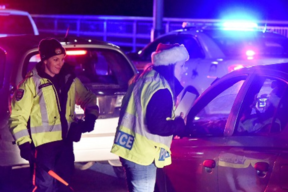 Reduce Impaired Driving Everywhere, or RIDE, is a program where Police conduct roadside spot-checks, usually around holidays, to help prevent impaired driver related collisions.